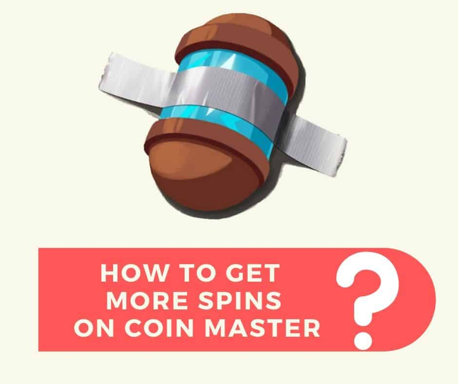 how to get more spins on coin master