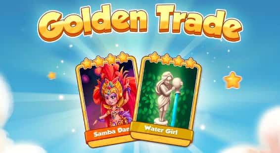 Golden Card Trade