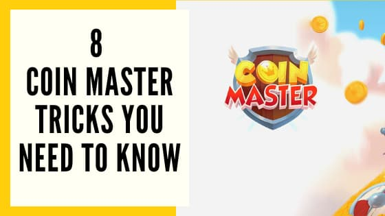Coin master tricks and tips