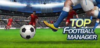 Be a football manager