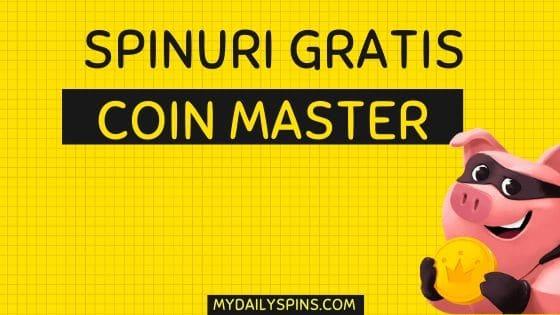 spinuri gratis coin master 2020