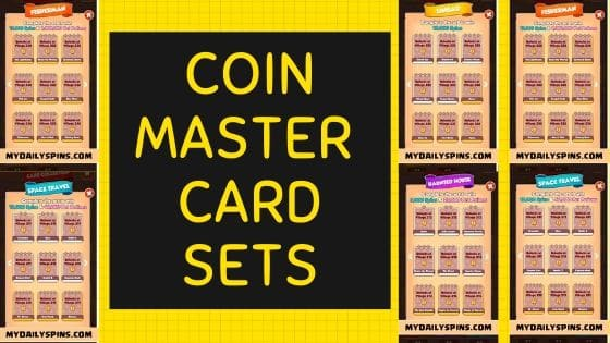 Coin Master card set list