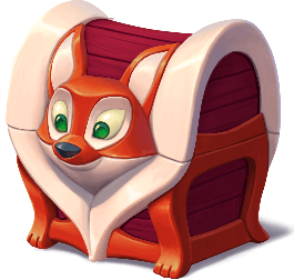 Foxy Chest in Coin Master