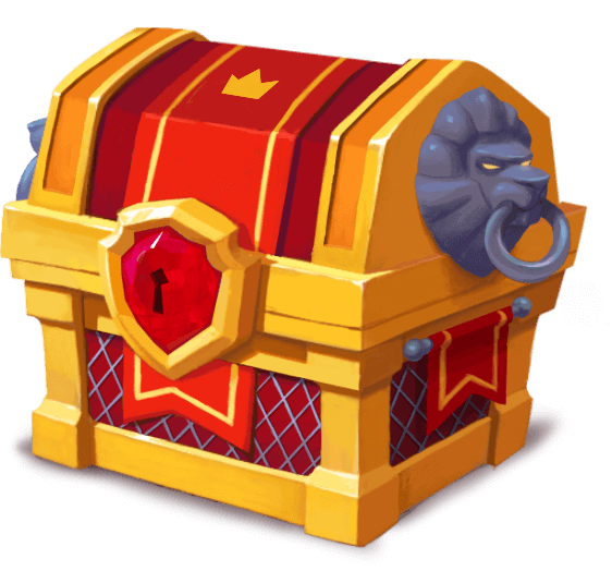 Coin master Ruby Chest