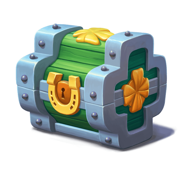 Coin Master Small Lucky Chest