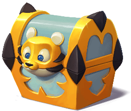 Tiger Chest in Coin Master