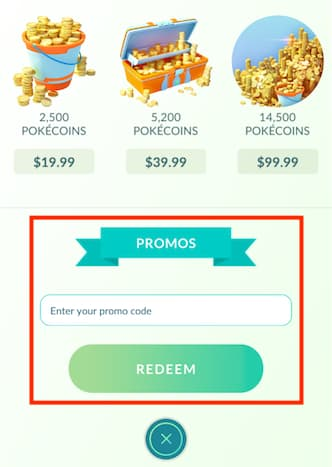 pokemon go promo codes list 2020
