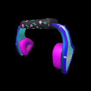 Gnarly Triangle Headphones robox promo code