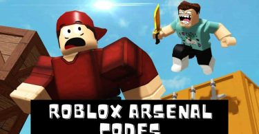 All secret Roblox Arsenal Codes For 2020