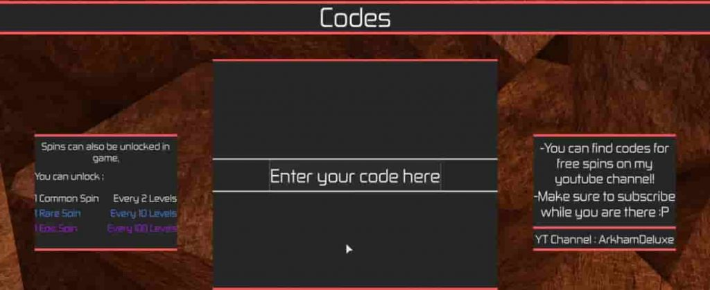 Roblox heroes online codes ALL NEW SECRET WORKING CODES