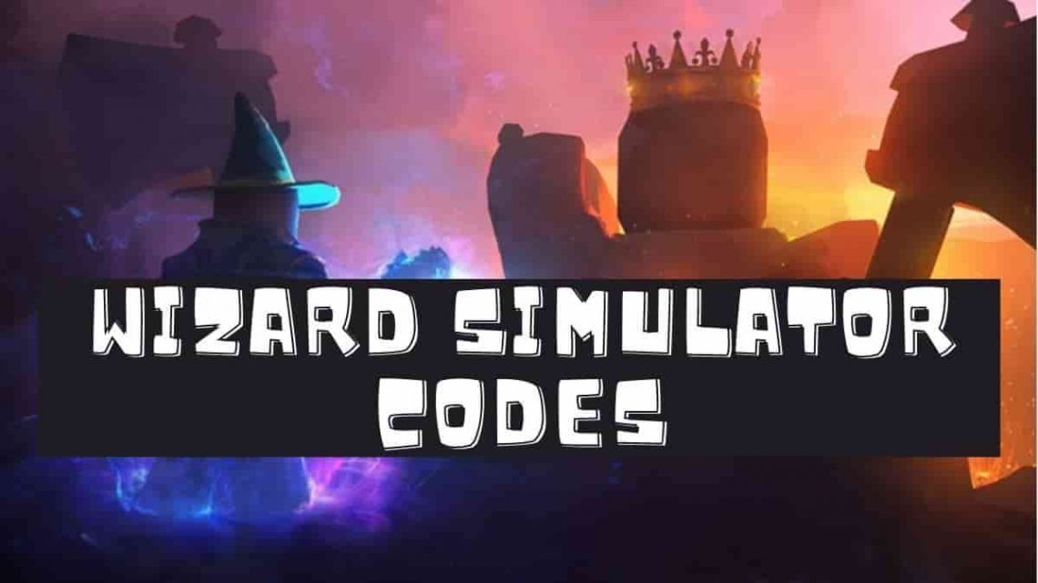Roblox wizard simulator codes