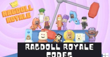 Secret Roblox Ragdoll Royale codes list 2020