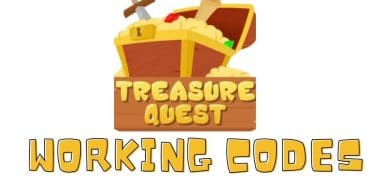 roblox treasure quest codes