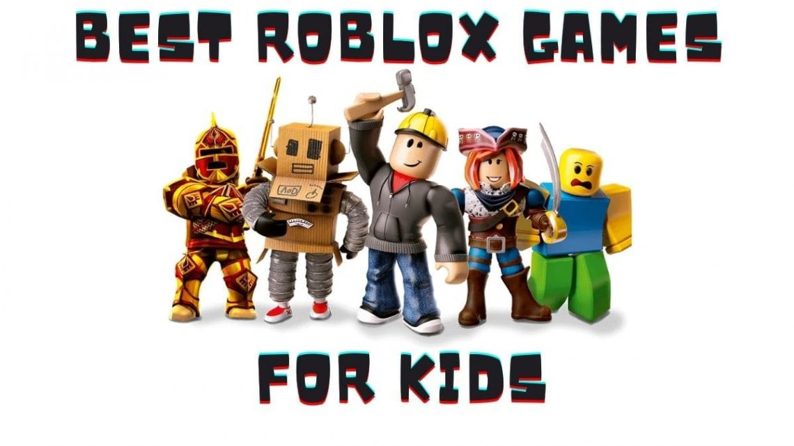 12 of the Best Roblox Games for 5 year olds (Ranked)