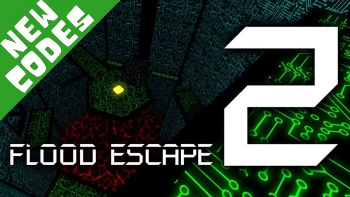 Flood Escape 2 codes 2020