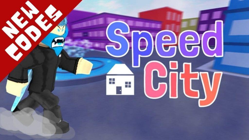 Roblox Speed City codes