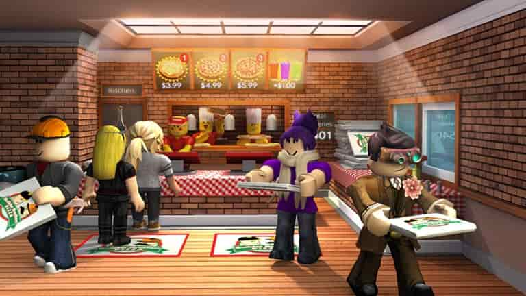 best roblox games for adults pizza place