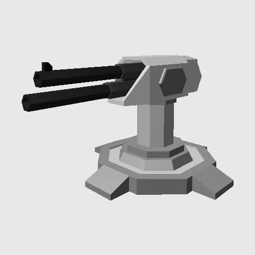 tower defense simulator turret