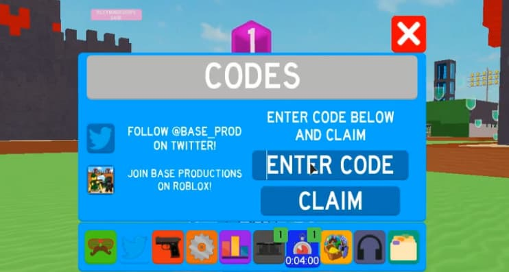 How to redeem Roblox Base Raiders codes