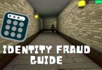 Roblox Identity fraud maze 3 code