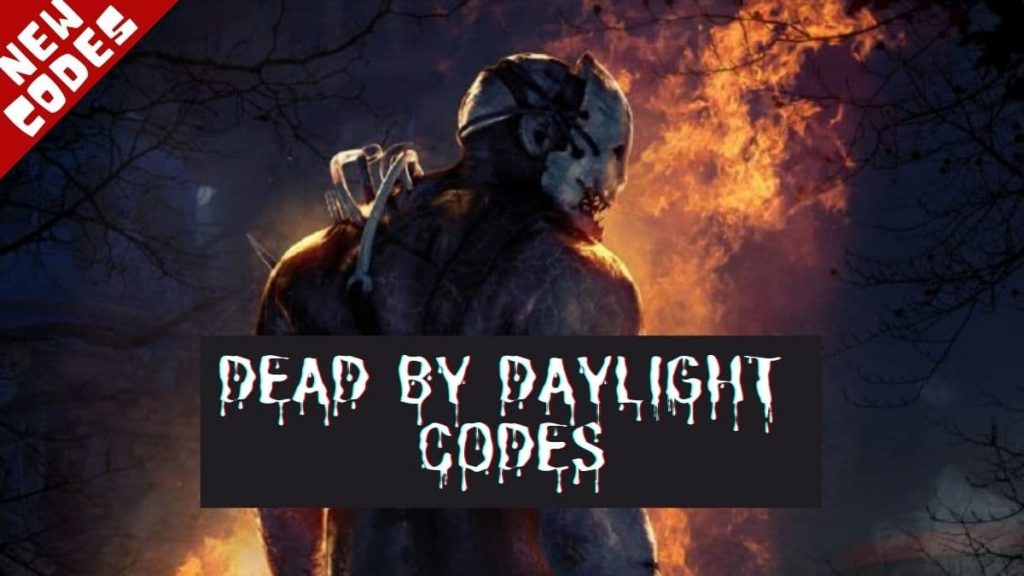 Dead By Daylight codes DBD codes