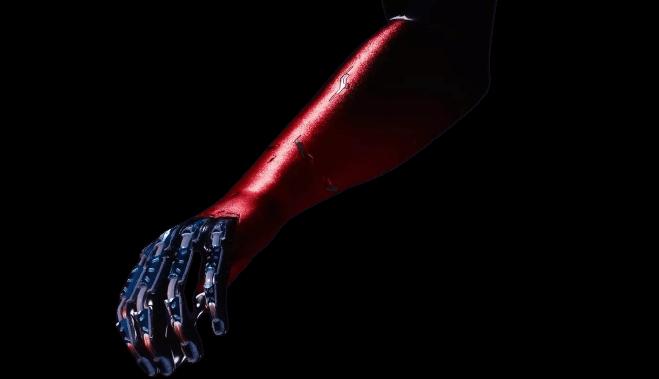 Gorilla Arms - Cyberpunk 2077