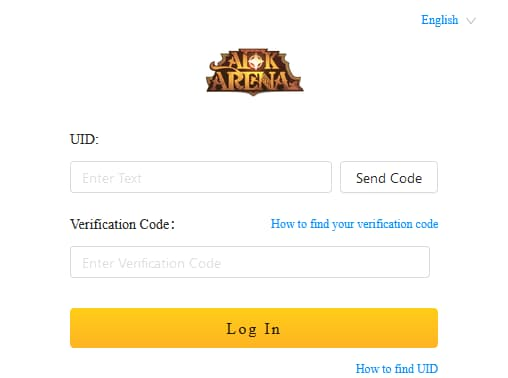 How to redeem AFK Arena codes