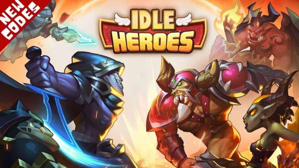 Idle Heroes codes