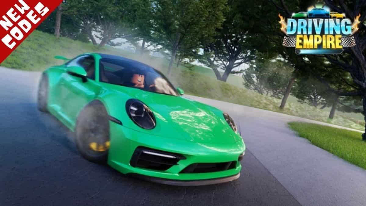 Driving Empire Codes Roblox 2020 / Roblox Clicker Legends ...