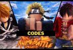 Roblox Anime Battle Simulator codes