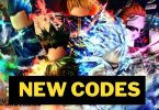 Roblox Hunter x Hunter Ultimate Finale codes