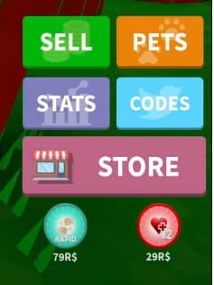 Buff simulator codes