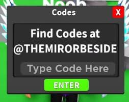 Clicker legends codes