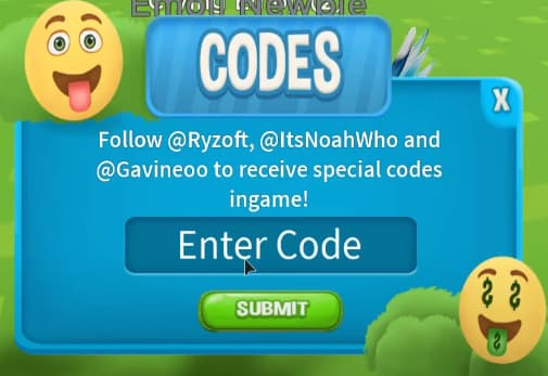 Emoji simulator codes
