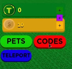 Key simulator codes