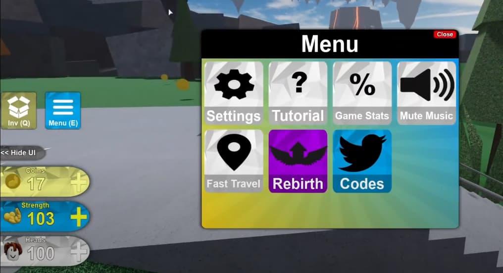 Mega noob simulator codes