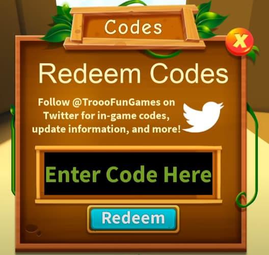 Pet island codes