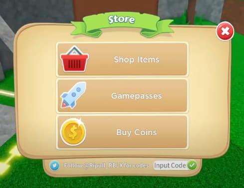 Ripull minigames codes
