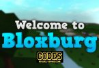 Roblox Welcome to Bloxburg Codes list