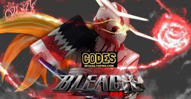 Roblox bleach era Codes list