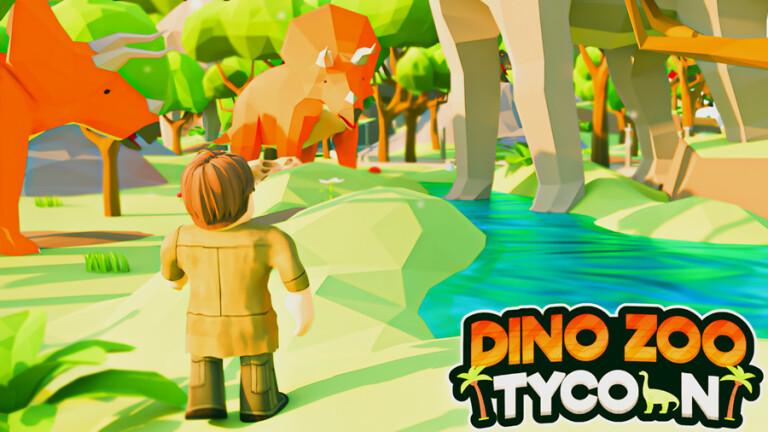 Dinosaur Zoo Tycoon Codes