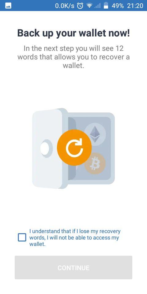 Download Trust Wallet 3