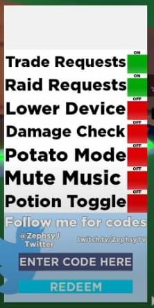 RPG simulator codes
