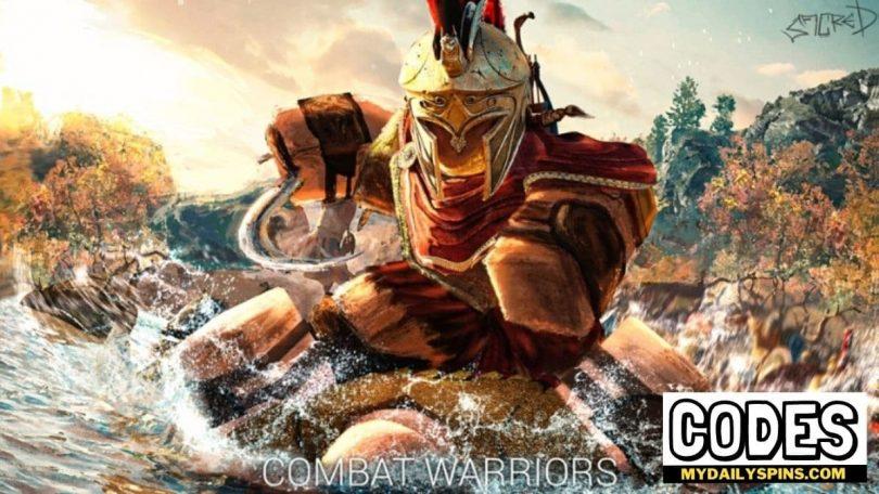 Roblox Combat warriors Codes list