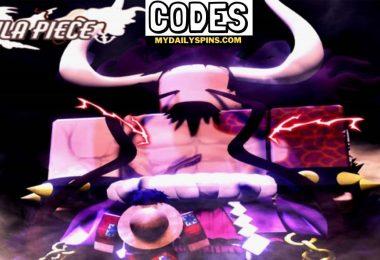 Roblox Phlia piece codes list
