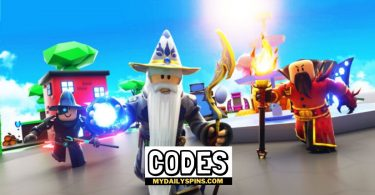 Roblox Wizard masters codes list