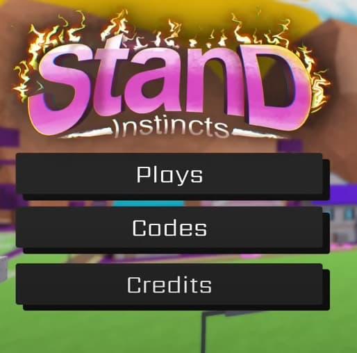 Stand instinct codes