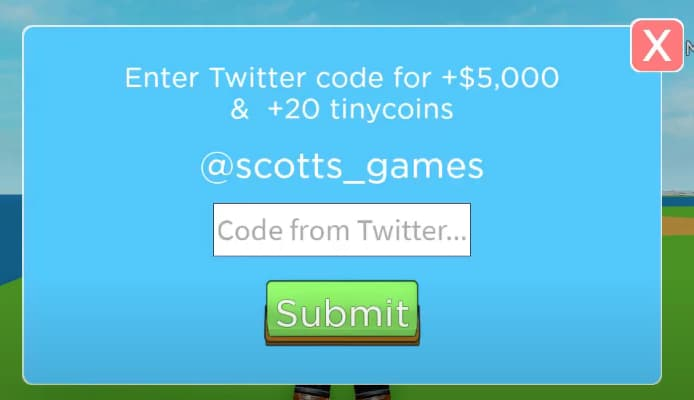 Tiny town tycoon codes
