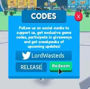 roblox Combat Rift Codes