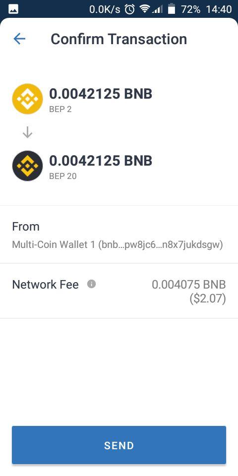 Buy Safemoon Swap bnb to smart chain